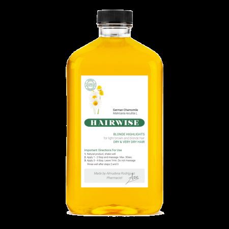 Plant Based Chamomile Shampoo Organic Shampoo Natural Shampoo Best Natural Organic Shampoo